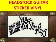 MUSIC MA STING RAY STICKER VINYL GUITAR VISIT OUR STORE WITH MANY MORE MODELS