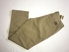 $98 RALPH LAUREN RUGBY CHINO PANT FADED BEIGE SIZE: 34/32 NEW