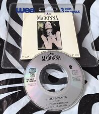 "Madonna - Like A Prayer Rare 3"" CD Single In WEA Plastic Wallet"