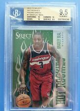 BRADLEY BEAL 2012-13 SELECT HOT ROOKIES PRIZM GREEN REF RC #3/15 BGS 9.5! JSY #