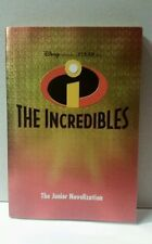 Junior Novel Ser.: The Incredibles by Irene Trimble and RH Disney Staff...