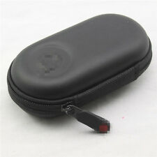 New Black Hard Case Storage Bag Box For SD TF Card Earphone Headphone Earbuds