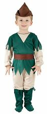 Déguisement Tout-petit Robin Des Bois Costume Convient En Dessous De 4s U37 748