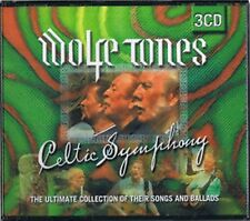 WOLFE TONES CELTIC SYMPHONY 3 CD SET - ULTIMATE COLLECTION