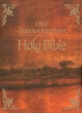 Our African Heritage Family Bible (2004, Hardcover)