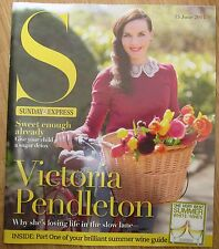 Victoria Pendleton – S magazine – 15 June 2014