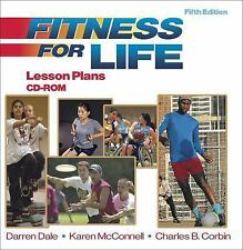 Human Kinetics Fitness for Life Lesson Plans 5th Edition N(R3S5-2)M