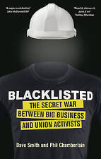 Blacklisted, Phil Chamberlain, Smith. Dave, Very Good, Paperback