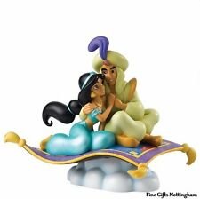 Disney Enchanting Jasmine & Aladdin Figurine - A Whole New World