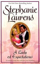 A Lady Of Expectations Laurens, Stephanie Mass Market Paperback