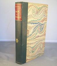 EN ALLEMAGNE, RHIN ET WESTPHALIE / JULES HURET 1907 RELIURE 1/2 TOILE
