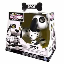 BRAND NEW! Zoomer Zoomer Zuppies Interactive Puppy - Spot