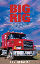 Big Rig: Comic Tales from a Long Haul Trucker-ExLibrary