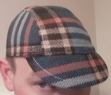 Hand Made Tweed Retro Style Cycling Cap Ideal Eroica Britannia