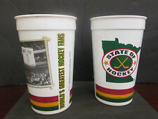 NHL- MINNESOTA WILD- THE STATE OF HOCKEY & GREATEST FANS CUP
