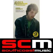 50% OFF* NEW JAMES MORRISON UNDISCOVERED GUITAR CHORD SONG BOOK