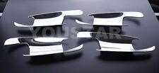 MERCEDES BENZ ML CLASS 4 DOOR SUV W164 NEW CHROME DOOR HANDLE SCOUP TRIMS 2005