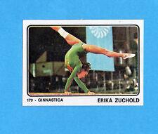 CAMPIONI dello SPORT 1973/74-Figurina n.179- ZUCHOLD -GINNASTICA-Rec