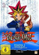 Yu-Gi-Oh - Staffel 1 (1.2) - Box 2 - Episode 26-49 (2014) 5 DVD-Box