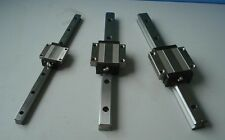 1 x HSR15CR--520mm Linear Rail with 2 HSR15CR Block Bearing