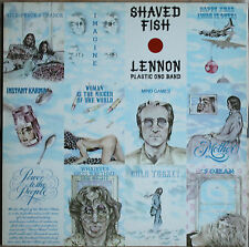 "JOHN LENNON ""SHAVED FISH""  33T  LP"