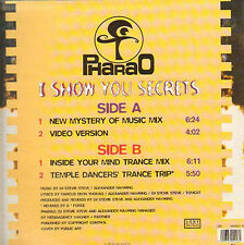 PHARAO - I Show You Secrets - Sony - DAN 660422 8 - Usa
