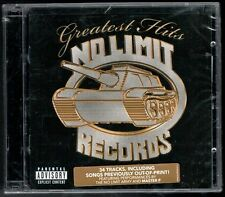 No Limit Greatest Hits [PA] by Various Artists (CD, Aug-2006, No Limit Records)
