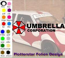 Umbrella Corporation 1 JDM Sticker Aufkleber OEM Power fun like Shocker Hater