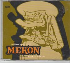 (EX77) Mekon ft Leslie Winer, Calm Gunshot - 2000 CD
