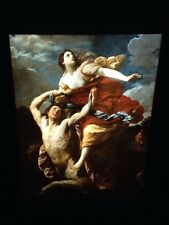 "Guido Reni ""Nesso E Dejanira "" 35mm Italian High Baroque Art Slide"