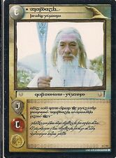 Lord of the Rings CCG - Tengwar - Gandalf The White Wizard #90 Rare