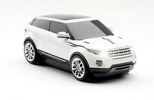 Click Car Range Rover Evoque Wireless Optical Mouse (White)