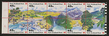 New Zealand   1992   Scott # 1125a   Mint Never Hinged Booklet