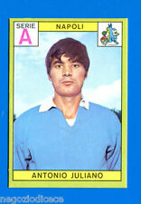 CALCIATORI PANINI 1968-69 - Figurina-Sticker - JULIANO - NAPOLI -Rec