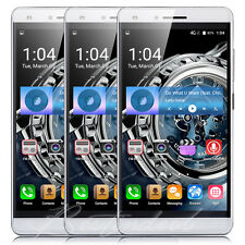 "Unlocked 5.0"" Android 5.1 Dual Sim 4Core Cheap GSM Mobile Phone SmartPhones GPS"