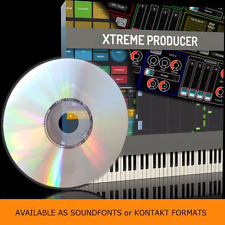 A MUST HAVE BEST SOUNDFONTS AUDIO LIBRARY EVER|30GB|11000 sf2 INSTRUMENTS