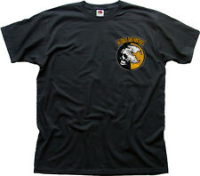 Metal Gear Solid Peace Walker BLACK cotton t-shirt FN01521