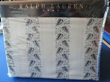 Ralph Lauren King Size Set Copripiumino in inverno Cottage FOGLIA Percalle