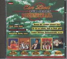 Ein Lied für jeden Sonnenstrahl CD NEU Henry Arland Atlantis Jungen Klostertaler