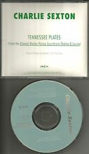 Arc Angels CHARLIE SEXTON Tennessee Plates PROMO CD single 1991 thelma & louise