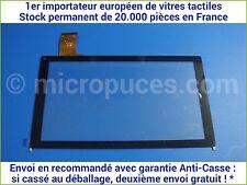Vitre tactile * NEUVE * noire pour tablette STOREX eZee Tab10Q13-M (17270)