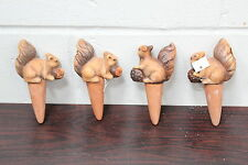 Terracotta Squirrel Watering Spikes Pack of 4