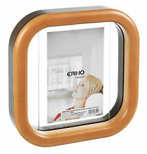 Designer Two Tone Wood & Glass 10 x 15 cm Photo Picture Decorative Frame Holder