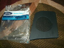 NOS 1985 1986 FORD THUNDERBIRD FACTORY SPEAKER GRILLE NEW IN FORD PACKAGING OEM