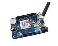 NEW SIMCOM SIM900 Quad-band GSM GPRS Shield for Arduino(with micro SD card slot)