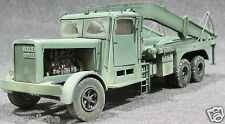 MI0122 - 1/35 PRO BUILT - Resin Berliet French Ponton Transporter