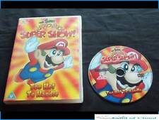 The Super Mario Bros. Super Show Too Hot To Handle DVD  - FAST SAFE POST