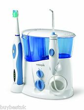 WATERPIK Complete Care wp900 ELETTRICO ACQUA FLOSSER & Sonic Spazzolino da denti all-in-1