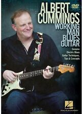 Albert Cummings: Working Man Blues Guitar (2011, DVD NIEUW)