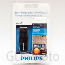 NEW IN BOX Philips PTA 128 Wi-Fi Wireless TV adapter PFL3208 PFT4509 USB Dongle